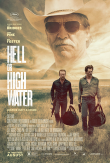 Omslag till filmen: Hell or High Water